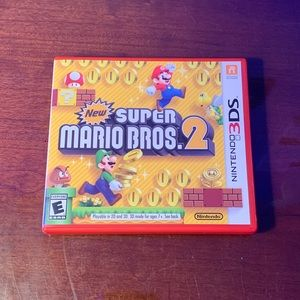 Nintendo Super Mario Bros 2 for 3DS
